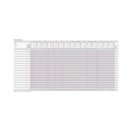 Almanacka Semesterplan Planeringsblad